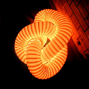 Location de luminaires Snake-light