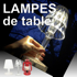 Location de lampes de table - Kartell, Fatboy, lanterne