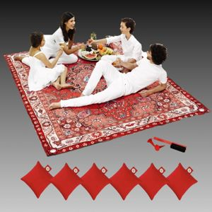 location de tapis PIC NIC LOUNGE Fatboy_ location de mobilier Pic nic chic